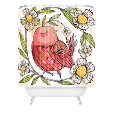 <strong>DENY Designs</strong> Cori Dantini Woven Polyester Turkey Shower Curtain