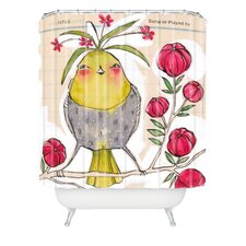 Cori Dantini Woven Polyester Sweetness and Light Shower Curtain