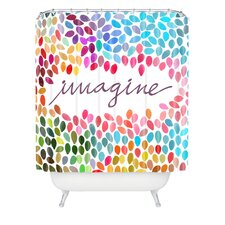 Garima Dhawan Woven Polyester Imagine 1 Shower Curtain
