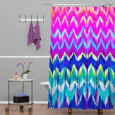 Holly Sharpe Summer Dreaming Shower Curtain