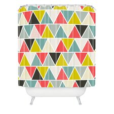 <strong>DENY Designs</strong> Heather Dutton Triangulum Polyesterrr Shower Curtain