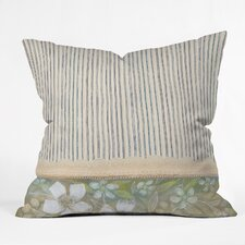 <strong>DENY Designs</strong> Cori Dantini Stripes Woven Polyester Throw Pillow