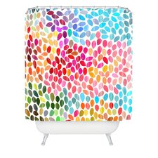 Garima Dhawan Woven Polyester Rain 6 Extra Long Shower Curtain