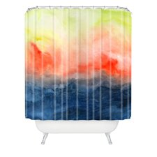 <strong>DENY Designs</strong> Jacqueline Maldonado Woven Polyester Brushfire Shower Curtain