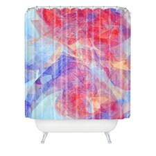 <strong>DENY Designs</strong> Jacqueline Maldonado Woven Polyester Sweet Rift Shower Curtain