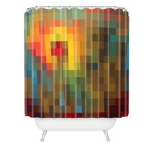 <strong>DENY Designs</strong> Madart Inc. Polyester Glorious Colors Shower Curtain