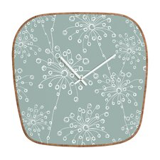 <strong>DENY Designs</strong> Rachael Taylor Quirky Motifs Wall Clock