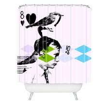 <strong>DENY Designs</strong> Randi Antonsen Polyester Poster Hero 2 Shower Curtain