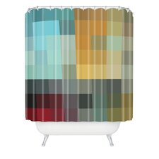 Madart Inc. Polyester Refreshing 2 Shower Curtain