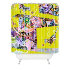 <strong>DENY Designs</strong> Randi Antonsen Polyester Cats 4 Shower Curtain