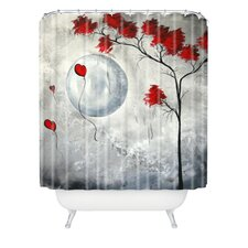 <strong>DENY Designs</strong> Madart Inc. Polyester Far Side Of The Moon Shower Curtain