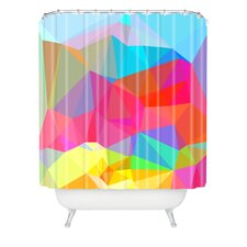 <strong>DENY Designs</strong> Three of the Possessed Crystal Crush Shower Curtain