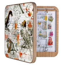Randi Antonsen Love Birds Jewelry Box