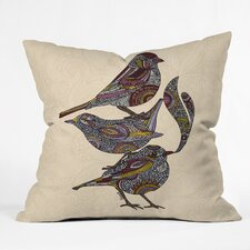 <strong>DENY Designs</strong> Valentina Ramos 3 Kings Indoor/Outdoor Polyester Throw Pillow