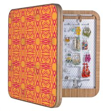 Pattern State Shotgirl Tang Jewelry Box