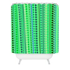 <strong>DENY Designs</strong> Romi Vega Polyester Retro Shower Curtain