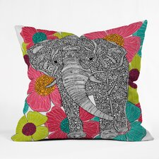 <strong>DENY Designs</strong> Valentina Ramos Groveland Indoor/Outdoor Polyester Throw Pillow