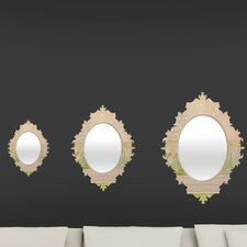 <strong>DENY Designs</strong> Cori Dantini Horizontal Baroque Mirror