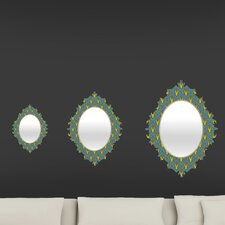 Bianca Green Oh Deer 3 Baroque Mirror