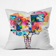 Randi Antonsen Polyester Throw Pillow