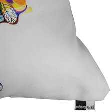 Randi Antonsen Polyester Throw Pillow