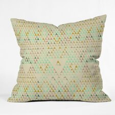 Pattern State Polyester Throw Pillow