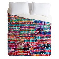 Amy Sia Rain 2 Piece Microfiber Duvet Cover Set