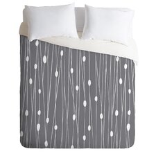 Heather Dutton Entangled Microfiber Duvet Cover