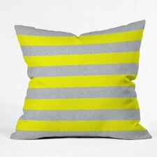 Holli Zollinger Bright Stripe Outdoor Throw Pillow