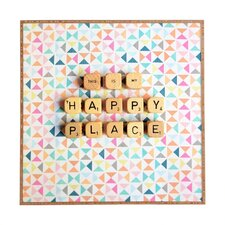 This Is My Happy Place by Happee Monkee Framed Photographic Print Plaque