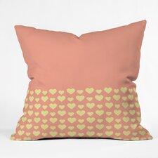 Allyson Johnson Summer Love Outdoor Throw Pillow