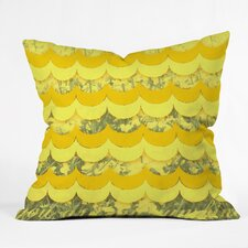 Gabi Sunshine Outdoor Throw Pillow