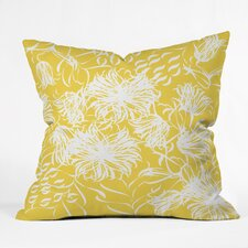 Vy La Bright Breezy Outdoor Throw Pillow