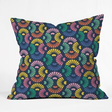 Wendy Kendall Multi Stripe Outdoor Throw Pillow