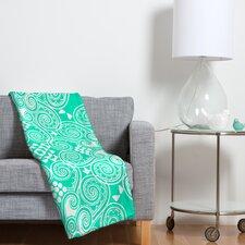 Budi Kwan Decographic Polyester Fleece Throw Blanket