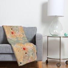 Iveta Abolina Creme De La Creme Polyester Fleece Throw Blanket