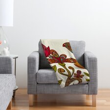 Valentina Ramos in The Garden Polyester Fleece Throw Blanket