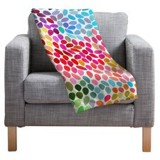 Garima Dhawan Throw Blanket II