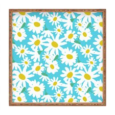 Zoe Wodarz Daisy Do Right Square Tray