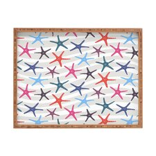 Zoe Wodarz Star Fish Rectangle Tray