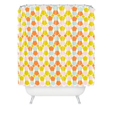 Hello Twiggs Bring Summer Back Shower Curtain
