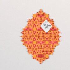 Pattern State Shotgirl Tang Baroque Memo Board