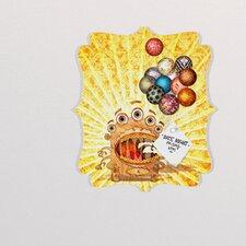 Jose Luis Guerrero Monster Quatrefoil Magnet Board