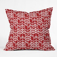 Andrea Victoria Jolly Throw Pillow