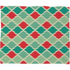 Holli Zollinger Gypsy Stars Plush Fleece Throw Blanket