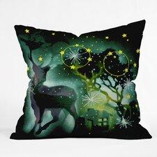 Randi Antonsen Nordic Light Throw Pillow