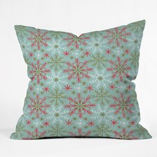 Loni Harris Eve Throw Pillow