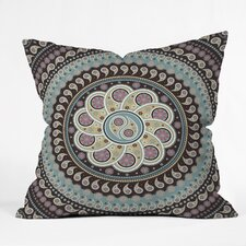 Belle13 Mandala Paisley Outdoor Throw Pillow