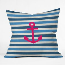 Bianca Stay 1 Outdoor Throw Pillow