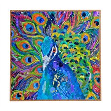 Cacophony Of Color by Elizabeth St Hilaire Nelson Framed Wall Art